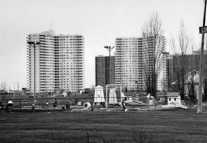 Apartment Buildings Brampton