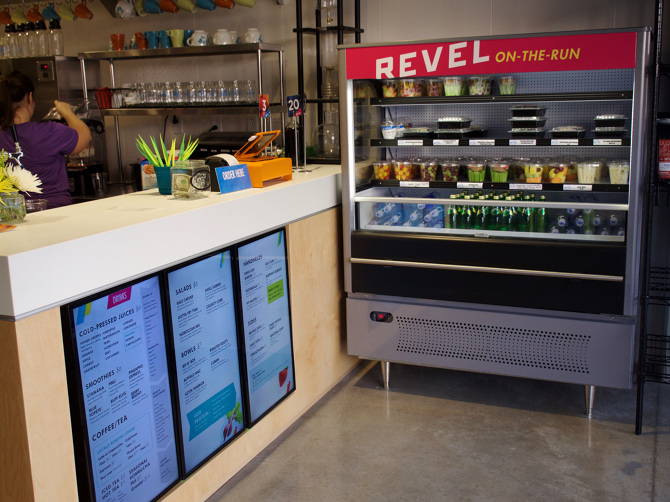 Revel Kitchen - Jessica Davis